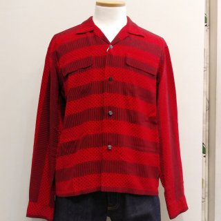 <img class='new_mark_img1' src='//img.shop-pro.jp/img/new/icons6.gif' style='border:none;display:inline;margin:0px;padding:0px;width:auto;' />Stripes Open Shirt