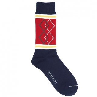 Two Tone Diamond Sox