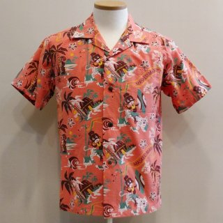 "<img class='new_mark_img1' src='//img.shop-pro.jp/img/new/icons6.gif' style='border:none;display:inline;margin:0px;padding:0px;width:auto;' />COTTON SEERSUCKER PONE SHIRT ""THE FRONTIERR ISLAND"