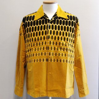 "Style Eyes Corduroy Shirt ""Elvis Dots"""
