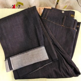 <img class='new_mark_img1' src='//img.shop-pro.jp/img/new/icons6.gif' style='border:none;display:inline;margin:0px;padding:0px;width:auto;' />1940s Style Denim Prison Pants