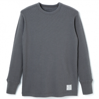 <img class='new_mark_img1' src='//img.shop-pro.jp/img/new/icons6.gif' style='border:none;display:inline;margin:0px;padding:0px;width:auto;' />Crew Neck Thermal -Gray-