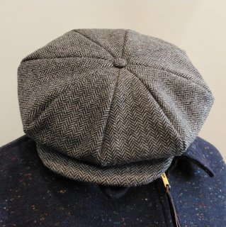 <img class='new_mark_img1' src='//img.shop-pro.jp/img/new/icons6.gif' style='border:none;display:inline;margin:0px;padding:0px;width:auto;' />1940's Style Newsboy Cap 2colors