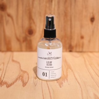M tree / ROOM SPRAY (LEAF BLEND)