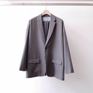 Dulcamara / yosoiki over jacket (gray)