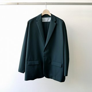 Dulcamara / yosoiki over jacket (dark green)