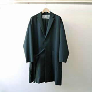 Dulcamara / yosoiki lab coat (dark green)