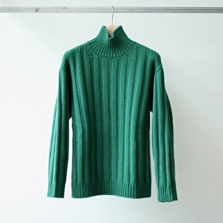 bunt / 3G GREAT GRANDFATHER SWEATER (GREEN)