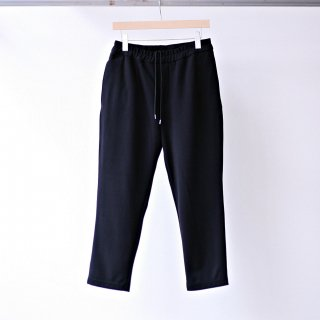 LAMOND /  Soft Thermo α Knit Kersey Pants (BLACK)