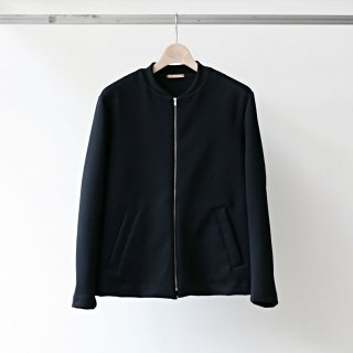 LAMOND /  AIR KNIT RELAX BLOUSON (BLACK)