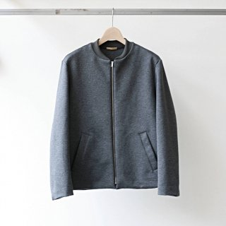 LAMOND /  AIR KNIT RELAX BLOUSON (CHARCOAL)