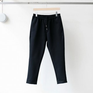 LAMOND /  AIR KNIT RELAX PANTS (BLACK)