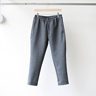 LAMOND /  AIR KNIT RELAX PANTS (CHARCOAL)