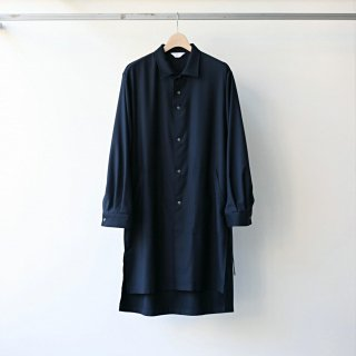 THEE / ambivalent gown (navy)