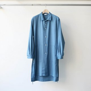 THEE / ambivalent gown (blue)