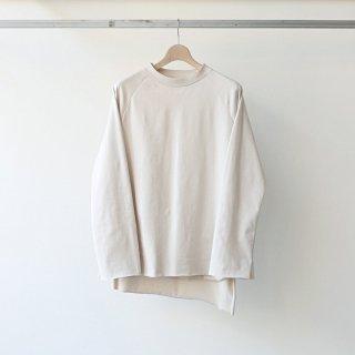 THEE / apron L/S (beige)