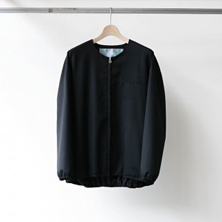 Dulcamara / yosoiki ballon blouson (black)