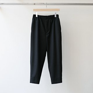 Dulcamara / yosoiki easy slacks (black)