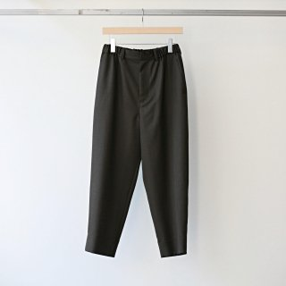Dulcamara / yosoiki easy slacks (brown)