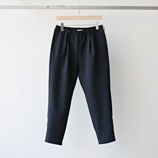 LAMOND / high density satin pants (navy)