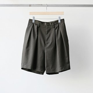 Dulcamara / yosoiki short pants (brown)