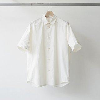 Dulcamara / short yoke sleeve shirts (o_white)