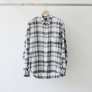 LAMOND / CHECK SHIRT