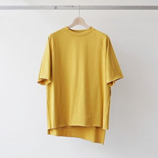 THEE / apron S/S (mustard)