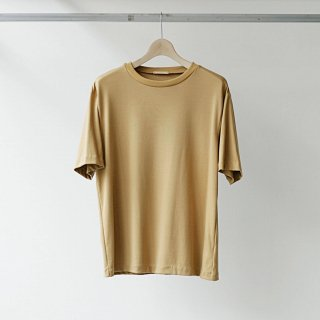 LAMOND - SUVIN COTTON S/S (CAMEL)