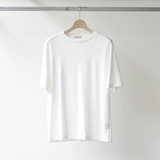 LAMOND - SUVIN COTTON S/S (WHITE)