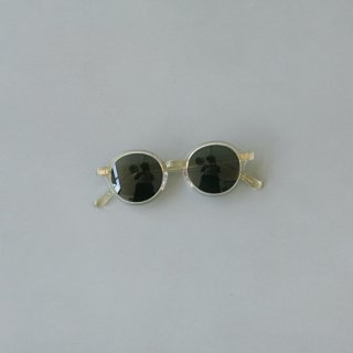 kearny - round (clear yellow sunglasses)