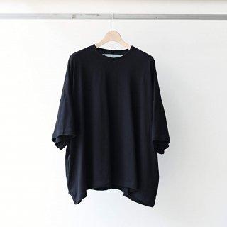 Dulcamara - スクエアSスリーブT (black)