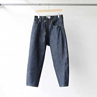 SOUMO - WIDE SWING DENIM PANTS (RIGID DENIM)