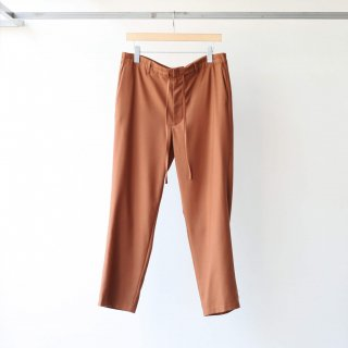THEE - Hi waist easy slacks (brown)