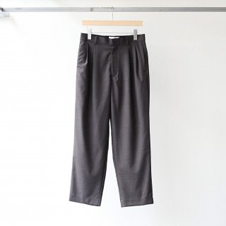 THEE - Hi waist wide trousers (brown)