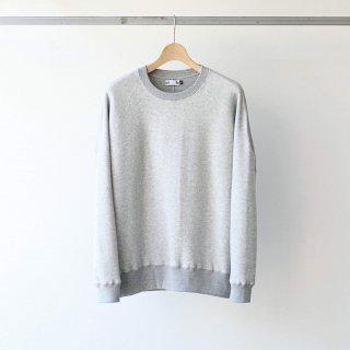 foof - tsuriami sweat pullover (grey)