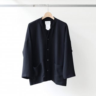 SOUMO - EASY SHIRTS LONG (BLACK)