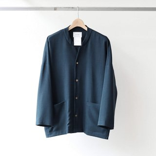 SOUMO - EASY SHIRTS LONG (DARK GREEN)