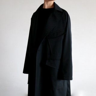 SOUMO - W2MC COAT (BLACK)