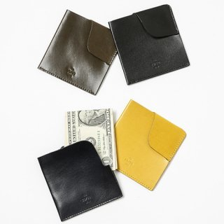 20/80 - KIP LEATHER CARD & BILL HOLDER