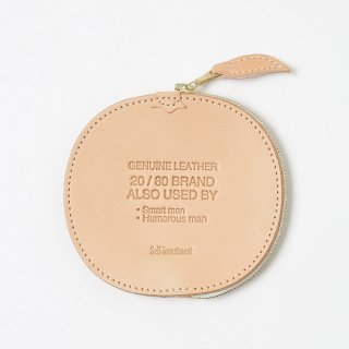 20/80 - TOCHIGI LEATHER GRAPEFRUIT COIN PURSE