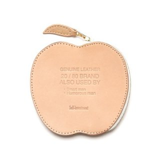 20/80 - TOCHIGI LEATHER APPLE COIN PURSE
