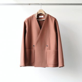 bunt - GOWN JACKET (CORAL)