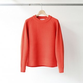 bunt - GRAND FATHER SWEATER (ORANGE)