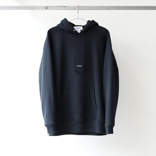 BREATHE. (ever so soft) - INSTRUCTION SWEAT HOODIE 'INTRO' (BLACK)
