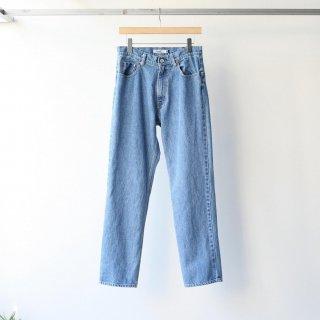 foof - shu-an jeans (stone bleach wash)