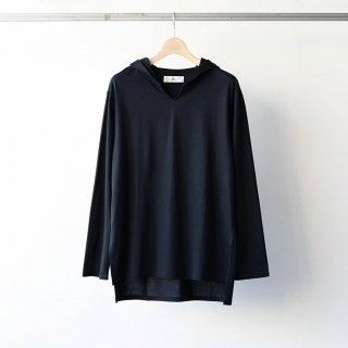 prasthana - lightweight parka (black)