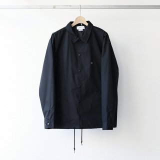 BREATHE. (ever so soft) - INSTRUCTION COACH JACKET '2 WAYS' (BLACK)
