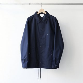 BREATHE. (ever so soft) - INSTRUCTION COACH JACKET '2 WAYS' (NAVY)