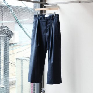 <img class='new_mark_img1' src='https://img.shop-pro.jp/img/new/icons54.gif' style='border:none;display:inline;margin:0px;padding:0px;width:auto;' />SOUMO - Oval Trousers (Blue)